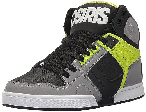 Zapatillas Osiris: NYC 83 GR/YL 10.5 USA / 44 EUR: Amazon.es: Zapatos y complementos