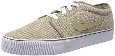 Nike Toki Low Men US 9.5 Tan Sneakers UK 8.5 EU 43