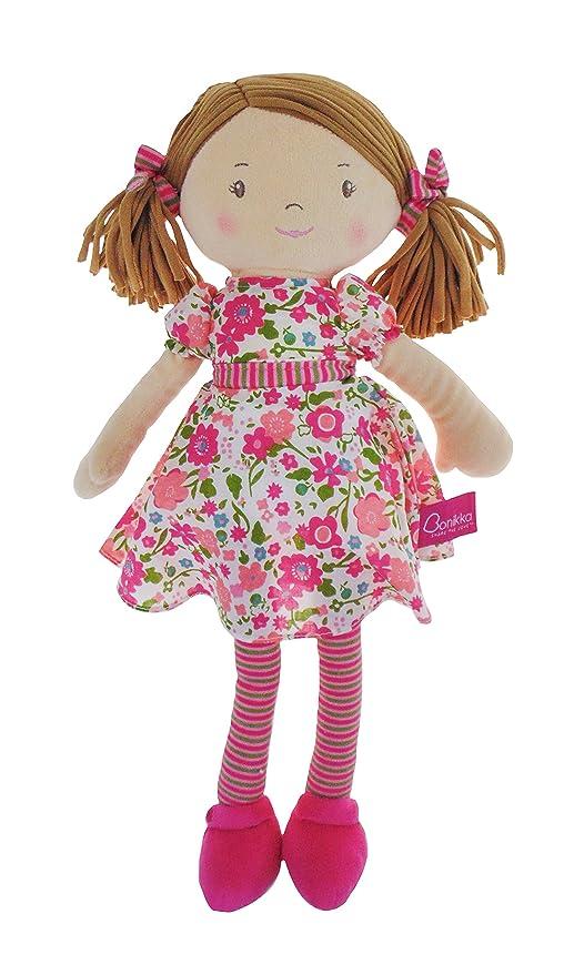 amazon com bonikka dolls fran plush rag doll toys games rh amazon com rag dolls band rag dolls bought and sold