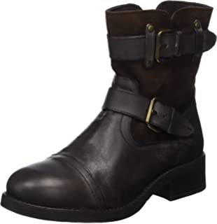 Buffalo London, Boots femmeNoir (Preto 01), 38 EU