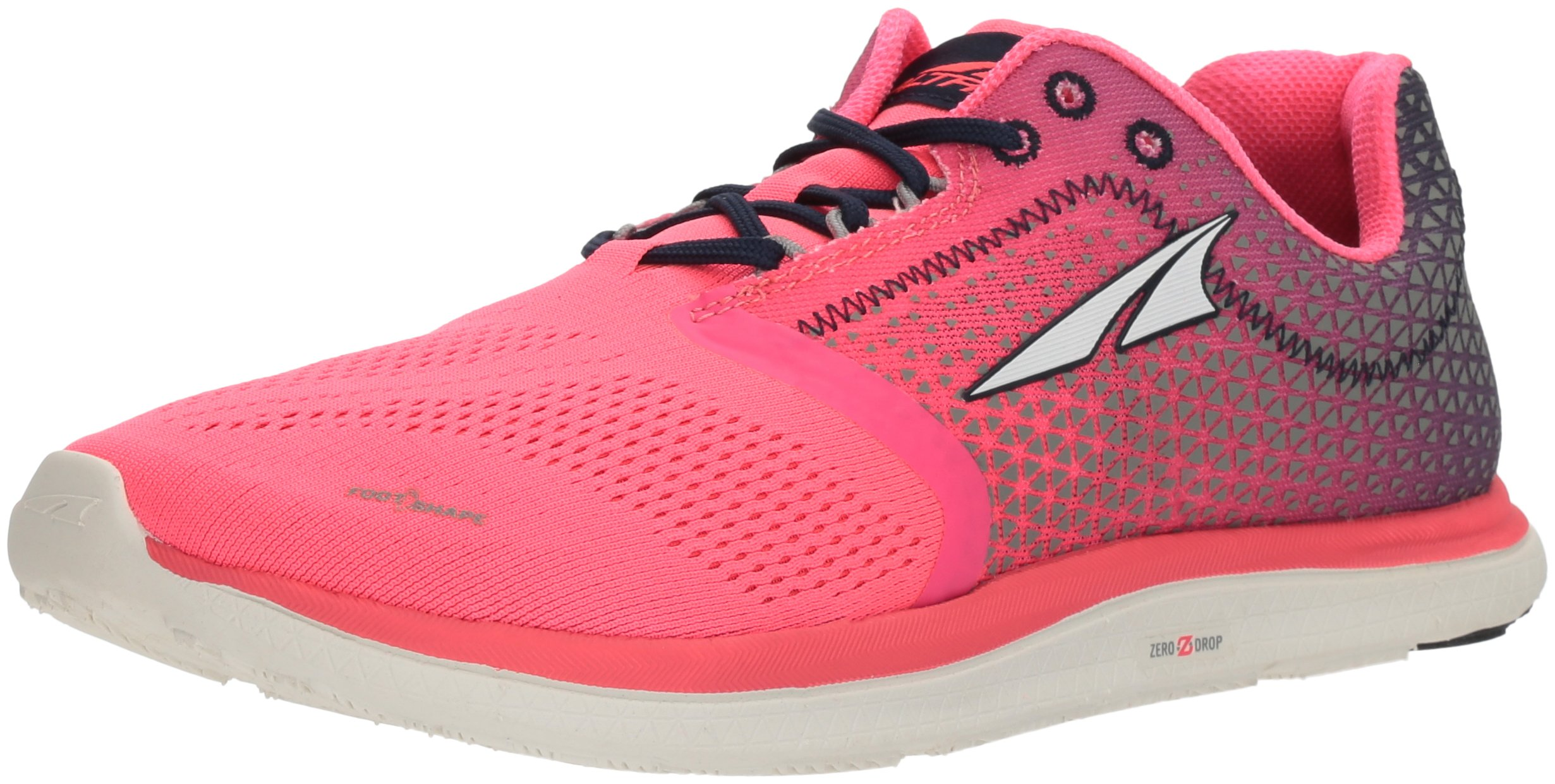 Altra Women's Solstice Sneaker Pink/Blue 5.5 Regular US by Altra (Image #1)
