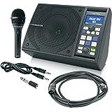 TC-Helicon SINGTHING Vocal Processor & Speaker