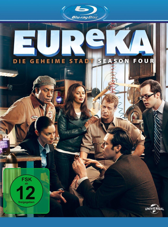 EUReKA - Season 4 [Blu-ray] by Universal Pictures UK