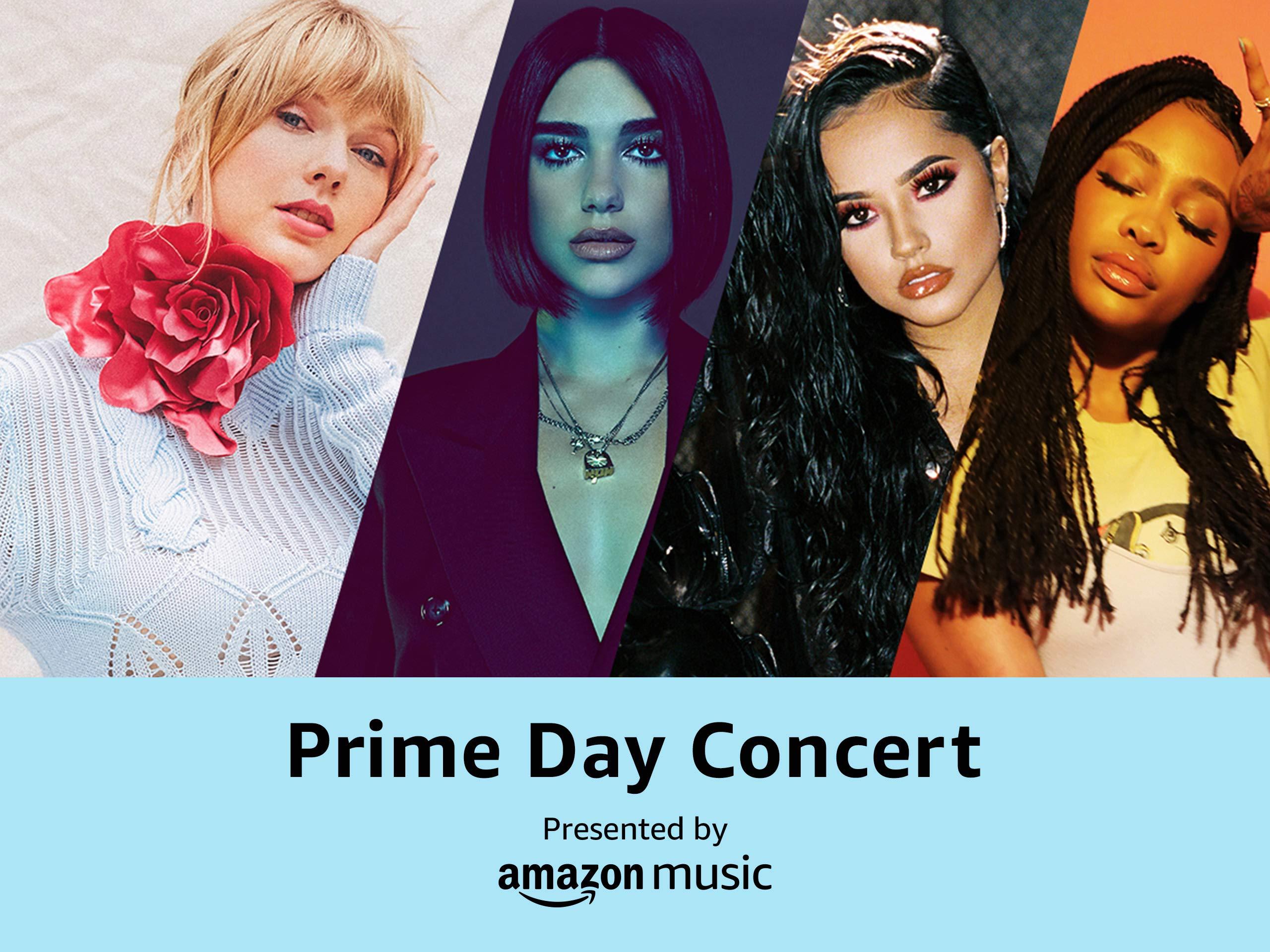 Amazon com: Prime Day Concert 2019: Amazon Studios