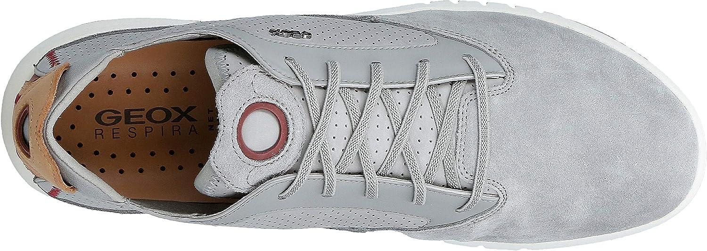 GEOX U Nebula B Schuhe Herren Sneaker Freizeit Halbschuhe navy U52D7B0ZB22C4002