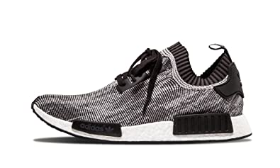 new concept dff56 42aee Amazon.com | adidas NMD Runner PK - Size 5.5 Black/Black ...