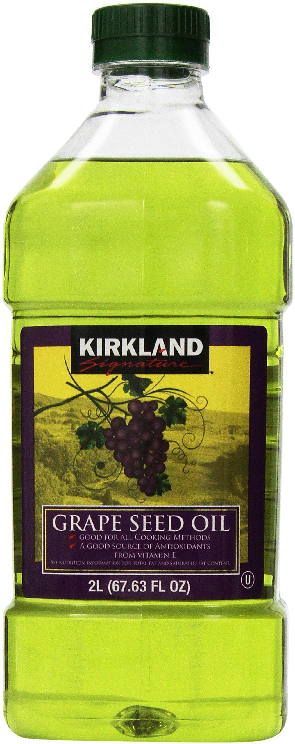 Kirkland Signature Grape Seed Oil