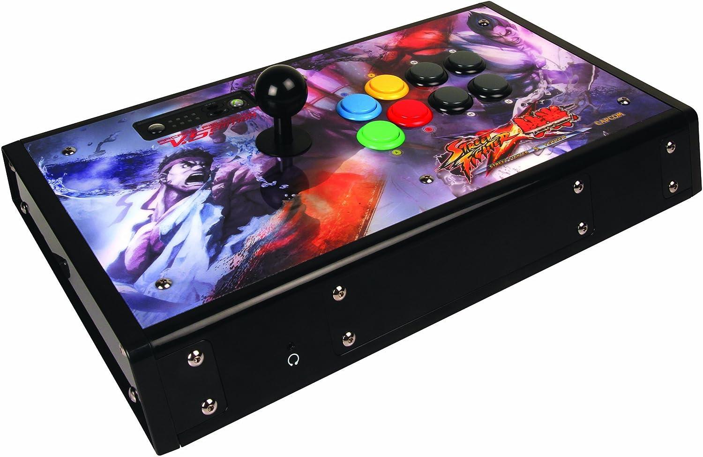 Mad Catz - Árcade Fighting Stick Street Fighter X Tekken VS (Xbox ...