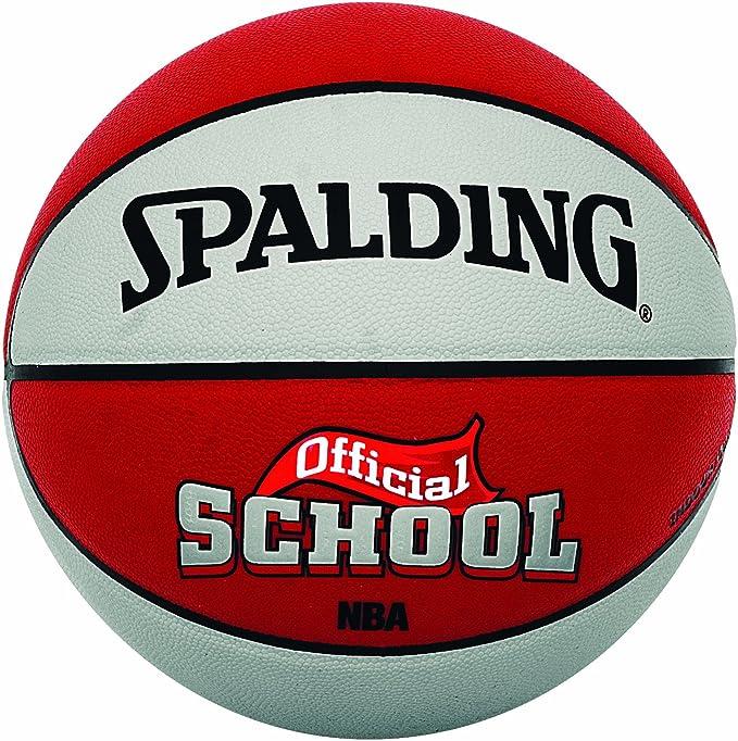 Spalding NBA - Balón de Baloncesto (Interior y Exterior, Talla 7 ...