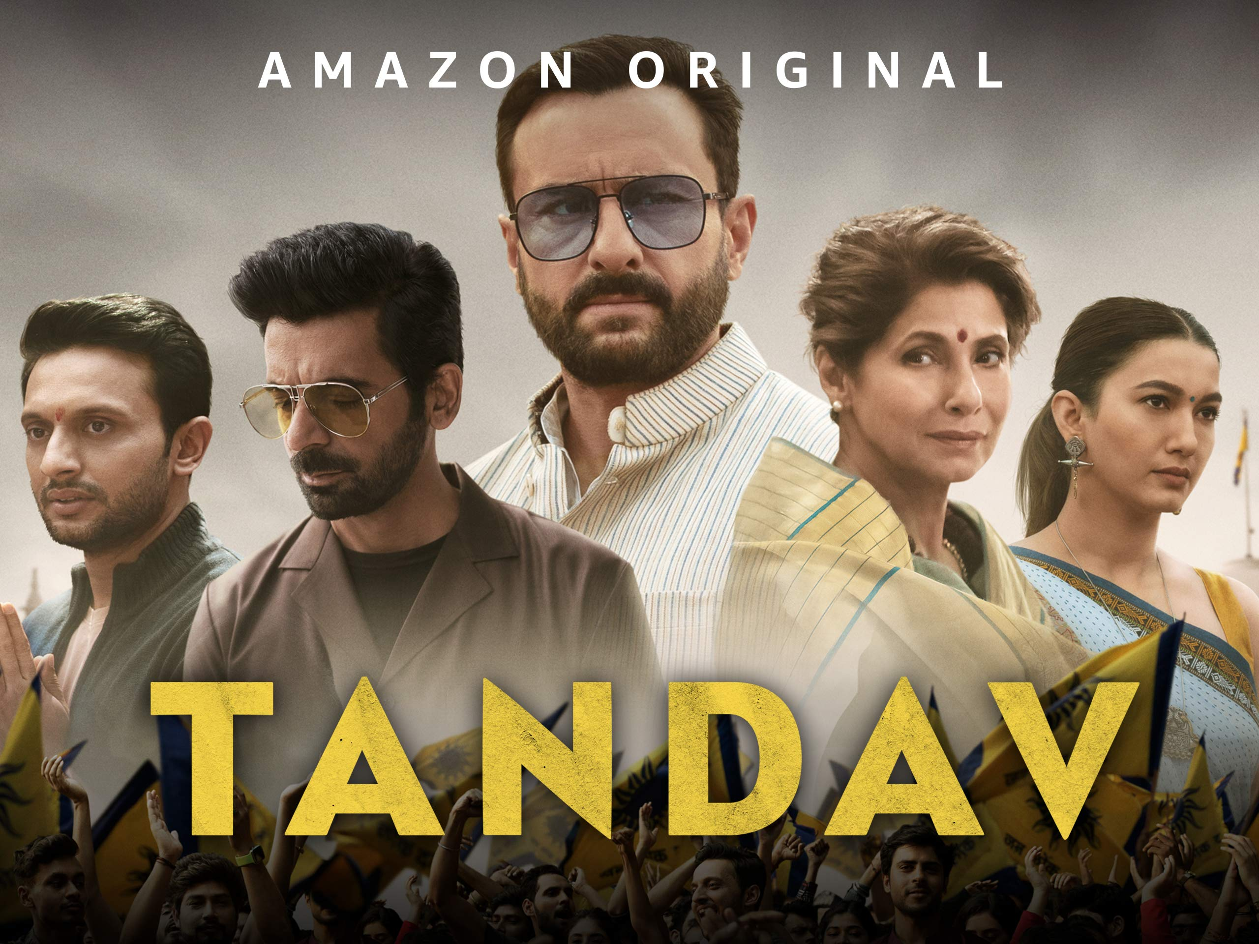 Watch Tandav - Season 1   Prime Video