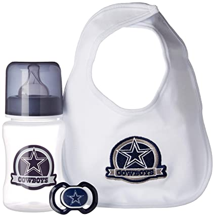 fd96ec59d12 Amazon.com : Baby Fanatic NFL Dallas Cowboys Infant and Toddler Sports Fan  Apparel : Sports & Outdoors