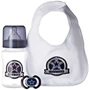 Baby Fanatic NFL Dallas Cowboys Infant and Toddler Sports Fan Apparel