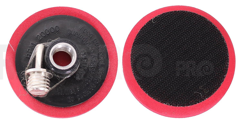 car polisher drill attachment. rampro 3\ car polisher drill attachment