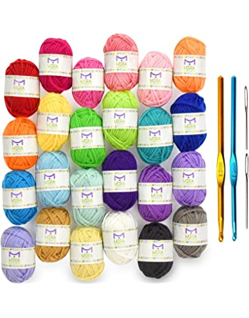 Shop Amazoncom Knitting Crochet Crochet Kits