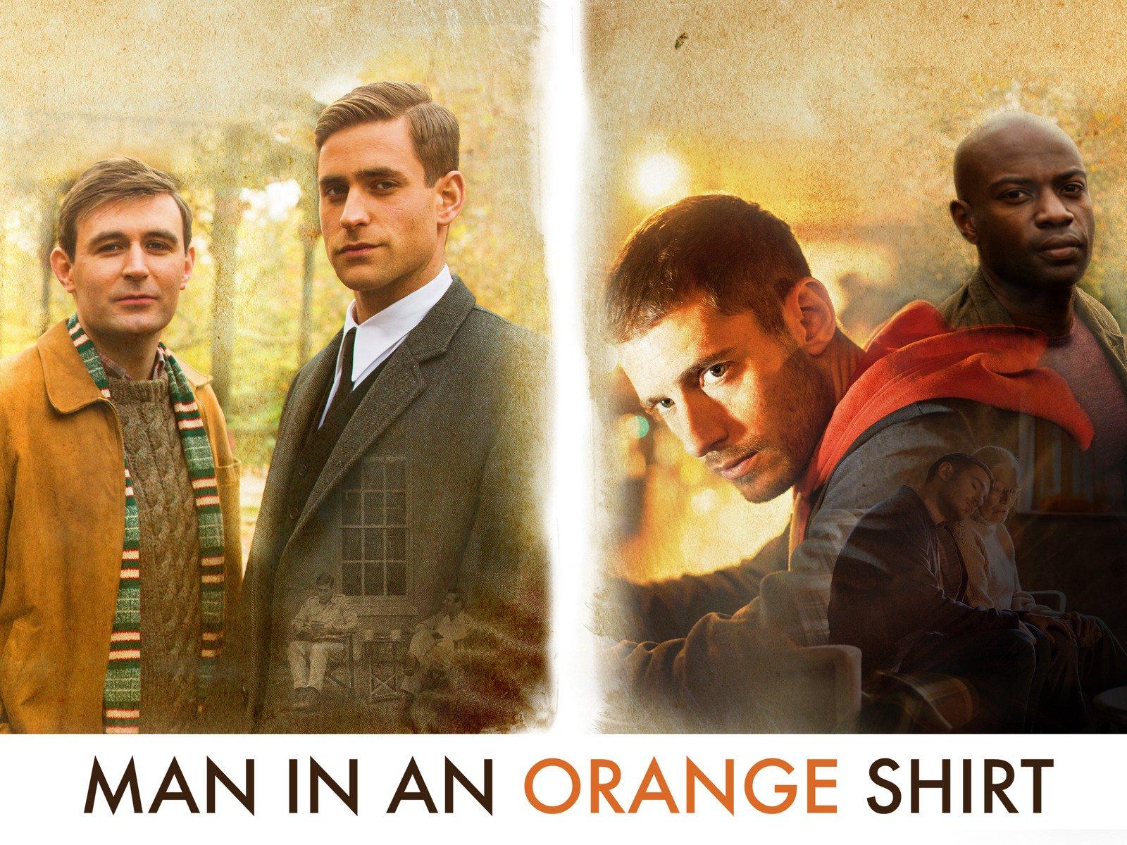 Резултат с изображение за man in an orange shirt