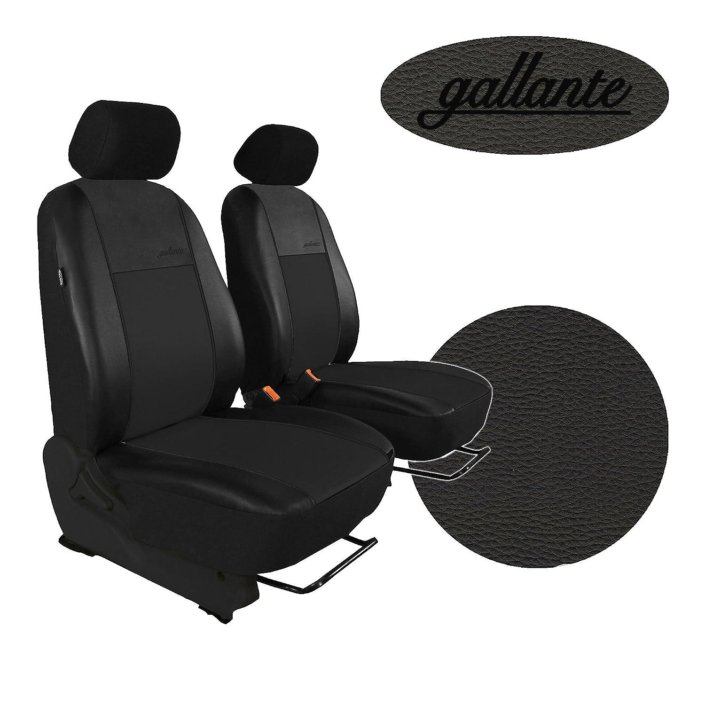 Schwarze Sitzbezug für MITSUBISHI L200 Fahrer Sitzbezug