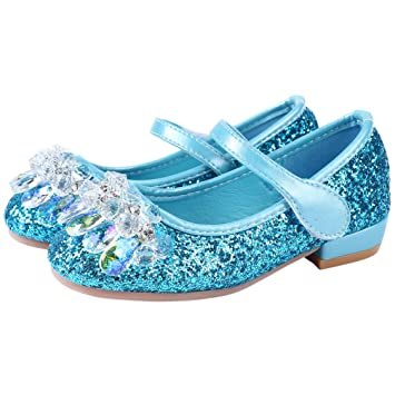reputable site 3d7db c3bbe FStory&Winyee Mädchen Prinzessin Schuhe Kinder Ballerina ...