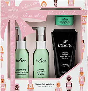 boscia Vega Cruelty-Free Natural & Clean Skincare Bundle