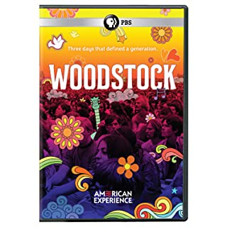 Book Cover: American Experience: Woodstock: Three Days that Defined a Generation