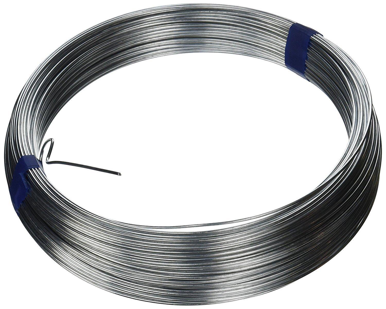 Amazon.com: OOK 50143 200\' 16 Gauge Galvanized Steel Wire: Home ...