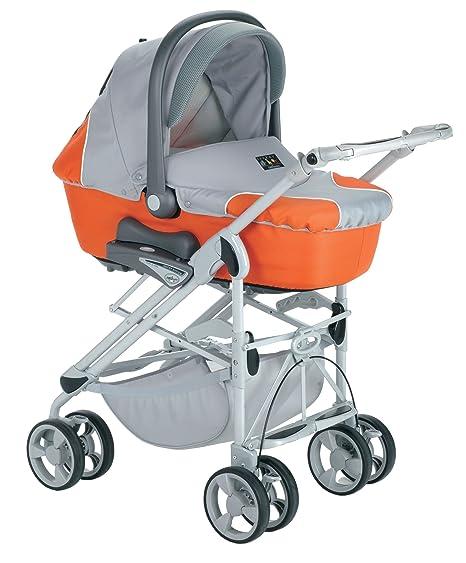Neonato: Zeta 8 - Tris Col725 color carrito: Amazon.es: Bebé