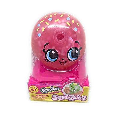 Shopkins Squeezkins D'Lish Donut Squeezable Gel Figure: Toys & Games