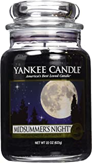 Amazon.com: Yankee Candle Company Sage & Citrus Large Jar Candle ...
