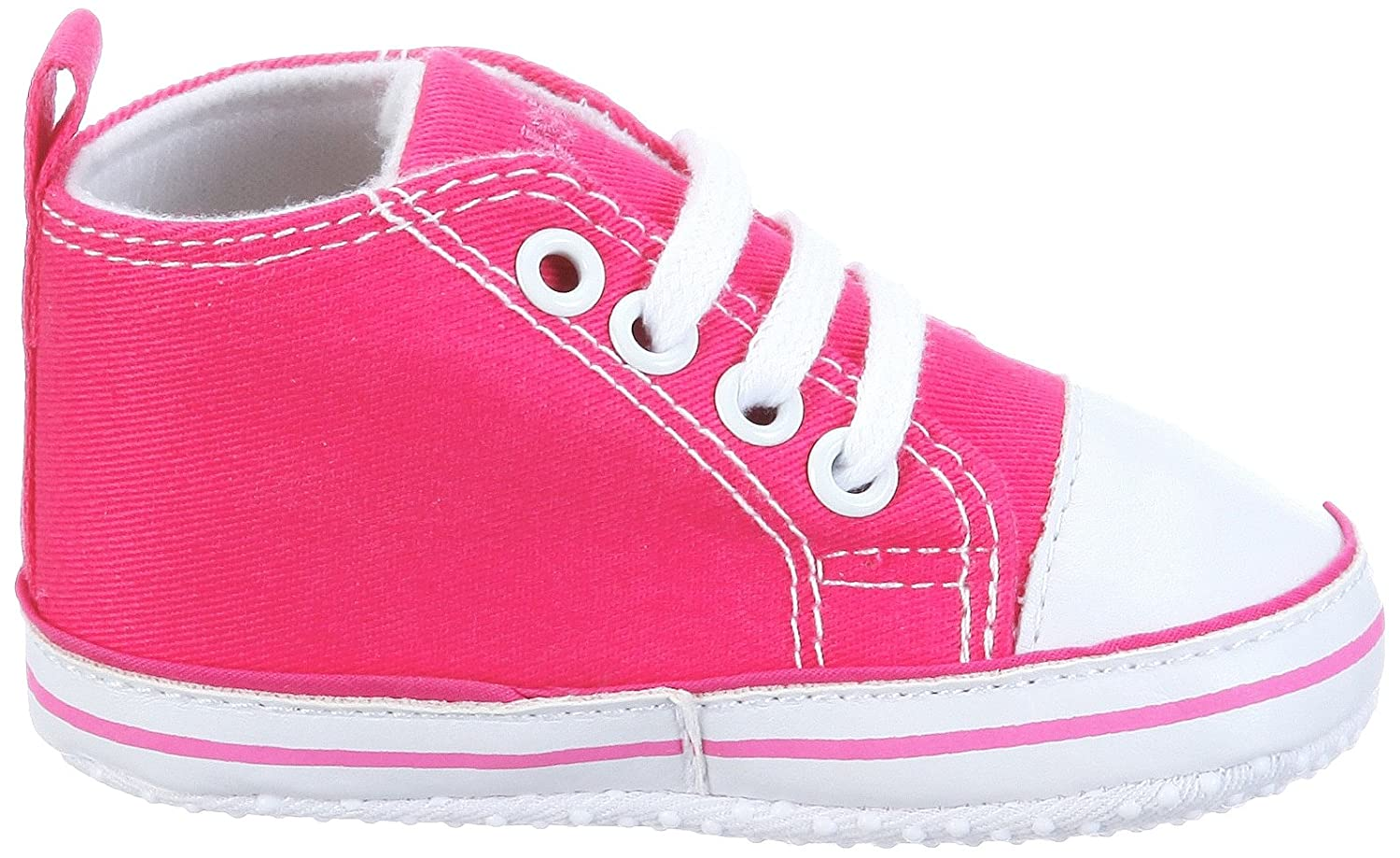 Babyshoes Booties Playshoes Unisex Baby Canvas Toddler Sneaker