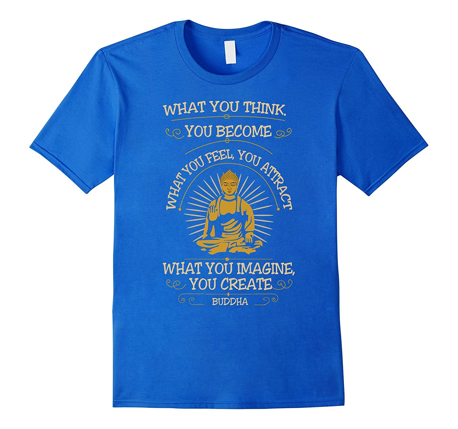 What you think you become Yoga Buddha-Vaci