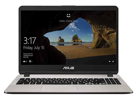 ASUS X507   Core i5 8th Gen /4  GB/ 1TB HDD / 15.6  FHD/ Windows 10   Thin and Light X507UA  EJ483T   Icicle Gold /1.68 kg  Laptops