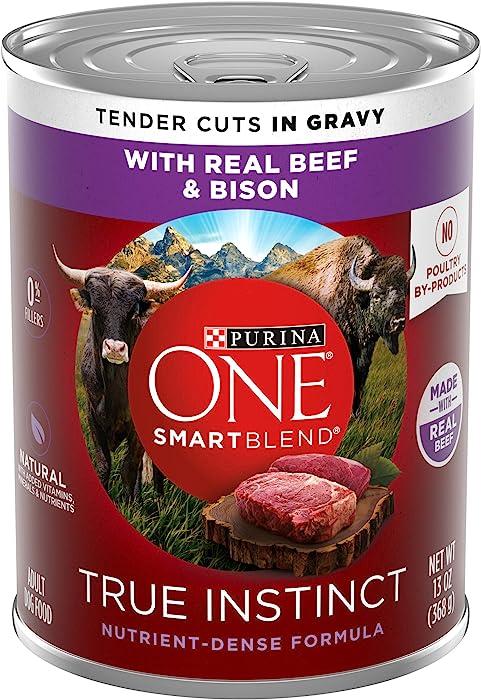 Top 10 Purina One Canned Dog Food