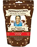 Newman's Own Organics Premium Dog Treats ( Pack of 6 )