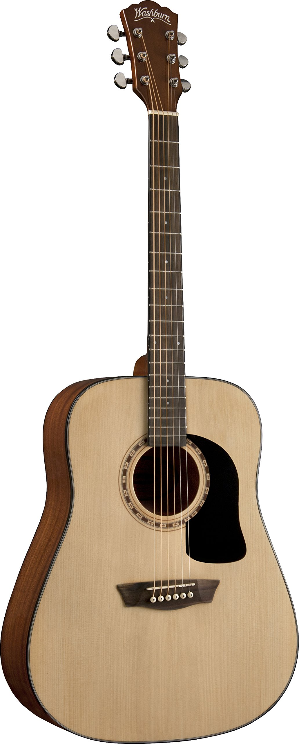 Washburn Apprentice D5 with Case, Acoustic Guitar by Other