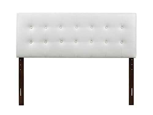 Glory Furniture Headboard, King, White