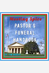 Meeting Spice Pastor's Funeral Handbook Audible Audiobook
