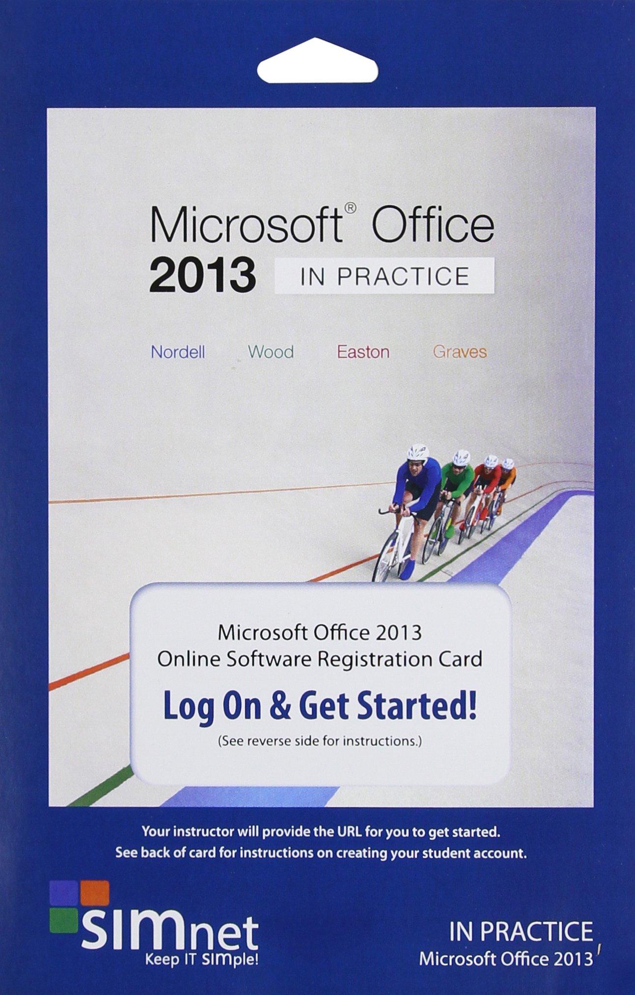 SIMNET F/OFFICE 2013-ACCESS: 9780077801205: Amazon com: Books