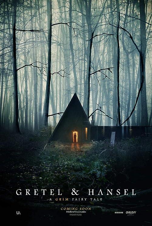 Amazon.com: Gretel & Hansel Poster 27x40 Original D/S Movie Poster ...