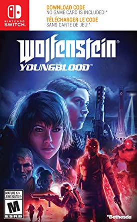 Nintendo Switch Wolfenstein: Youngblood Game vídeo - Juego ...