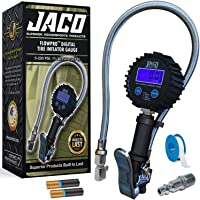 $39 » JACO FlowPro Digital Tire Inflator with Pressure Gauge - 200 PSI