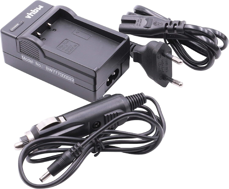 Vhbw Akkuladegerät Kompatibel Mit Olympus Bls 5 Bls50 Kamera