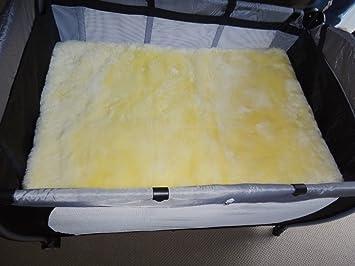 Amazon Com Sheepskin Baby Crib Mattress Pad Cover Cot Mattress Pad