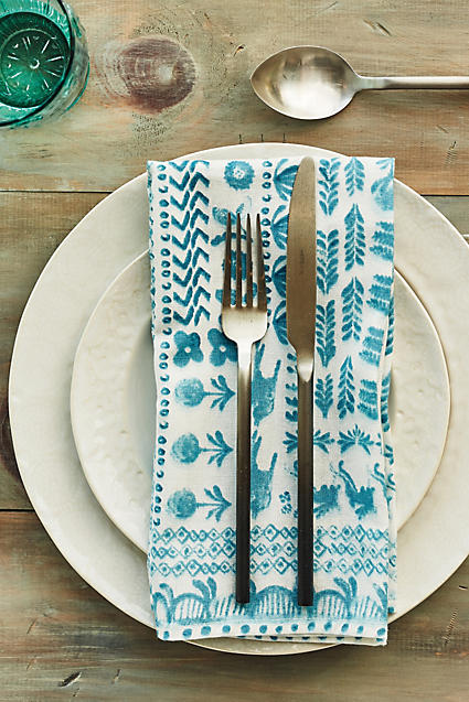 Orly Flatware - anthropologie.c​om