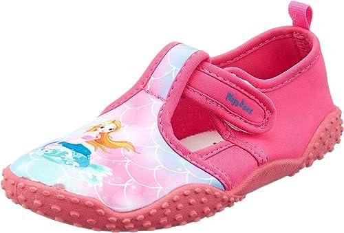 Playshoes UV-Schutz Badeschuhe Meerjungfrau, Zapatillas Impermeables Unisex Niños