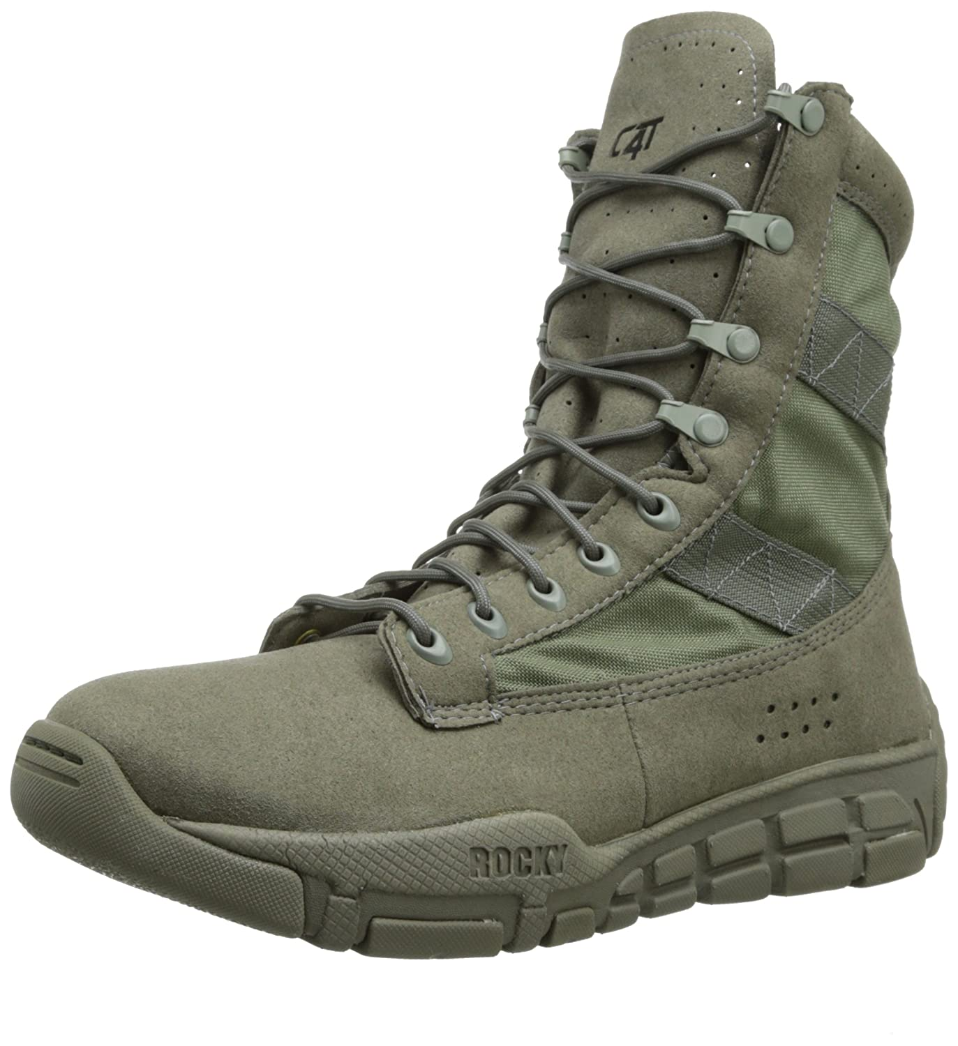 The 10 Best Lightweight Tactical Boots in 2018 - Reviewed ...
