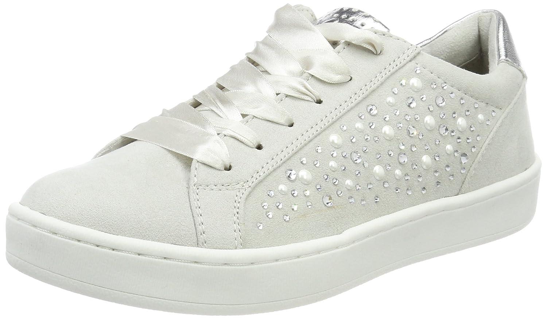 MARCO Grau TOZZI Damen 23736 Sneaker Grau MARCO (Lt.grey Comb) a89937