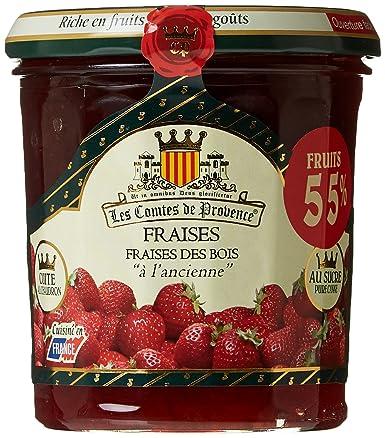 confiture de fraise a l'ancienne