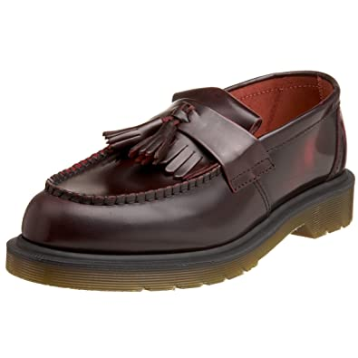 Dr. Martens - Mocasines, Color Borgoña, Talla 6 UK F: Amazon.es: Zapatos y complementos