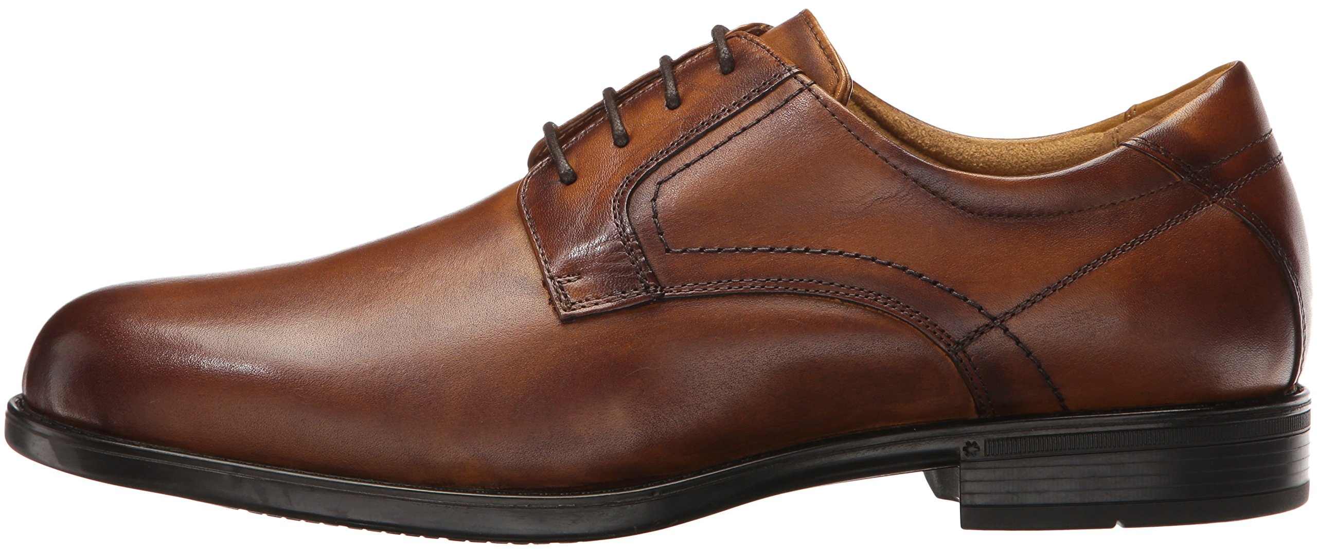 Florsheim Men's Medfield Plain Toe Oxford Dress Shoe, Cognac, 8 D US by Florsheim (Image #5)