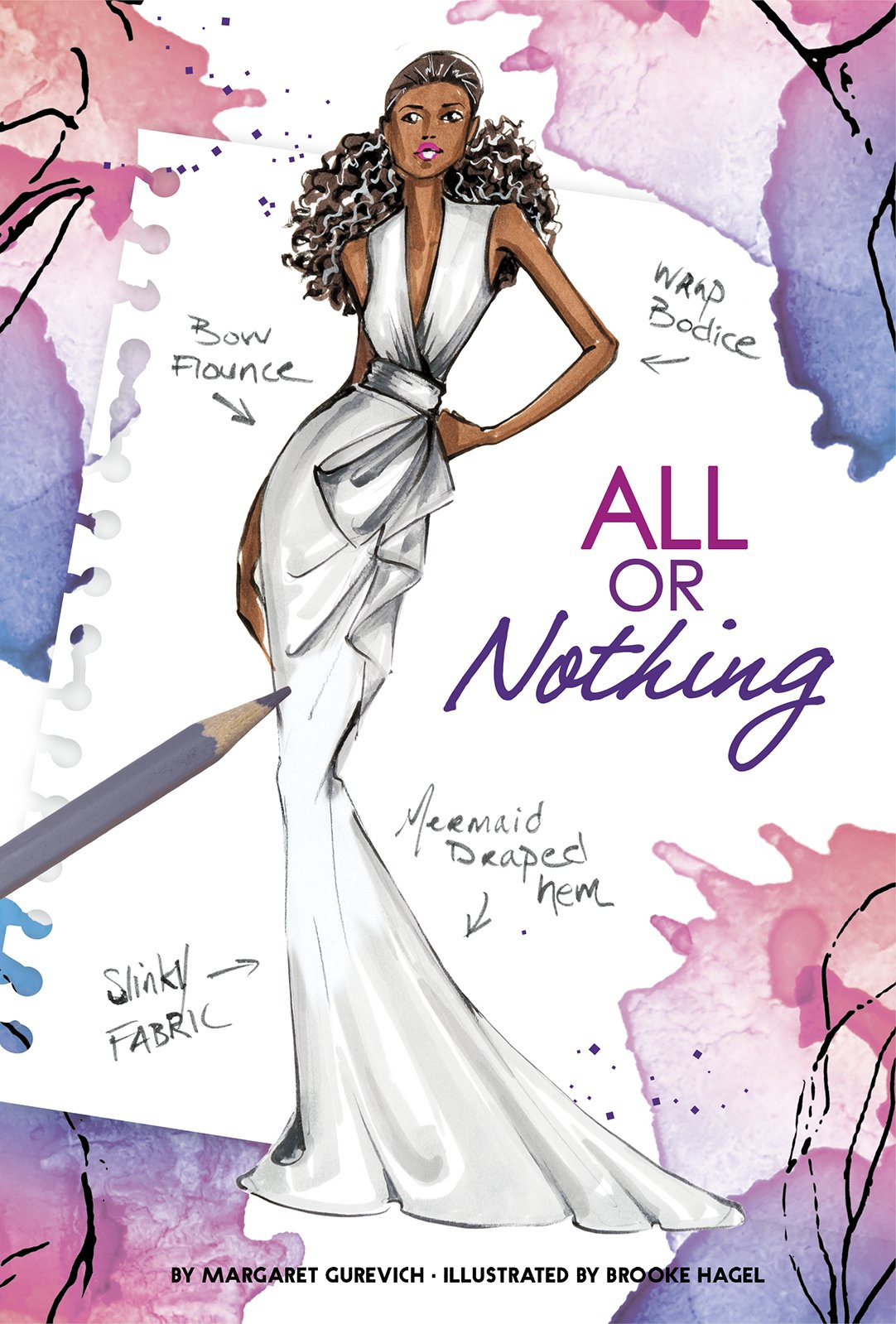 All or Nothing (Chloe by Design) Library Binding – August 1 421942407b5a