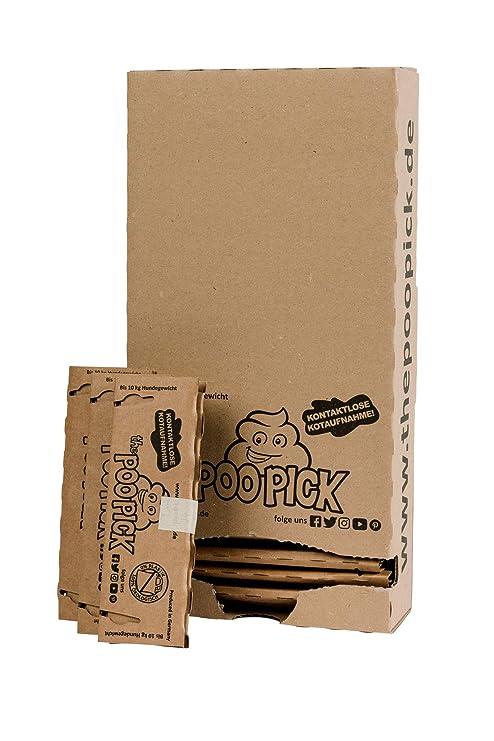 Bolsa para excrementos de Perros de PooPick, Biodegradable ...